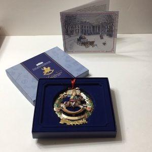 White House Historical Association 2003 Ornament